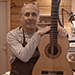 Chuck Marfione, luthier