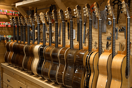 Cordoba Master Series guitars at All Strings Nylon