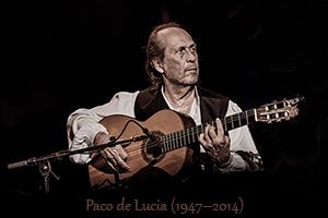 Paco de Lucia (1947-2014)